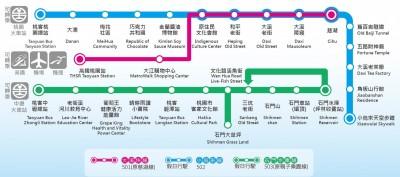 慈湖線、親子樂園線掰了!台灣好行5月1日起這樣改線…