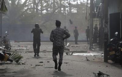 斯里蘭卡再傳爆炸 首都公車站發現87個炸彈引爆器