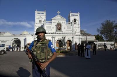 斯里蘭卡死傷人數不斷攀升 增至290死500傷