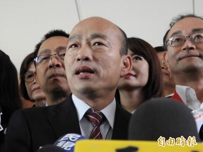 點名韓國瑜參加初選 胡幼偉:給高雄人一個面子嘛