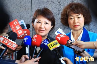 韓國瑜聲明 盧秀燕:相信國民黨有智慧解決