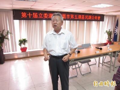 楊敏盛:詹江村第一選區登記立委初選 資格沒問題
