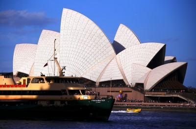 瓦斯管線被挖破 雪梨歌劇院500人緊急疏散