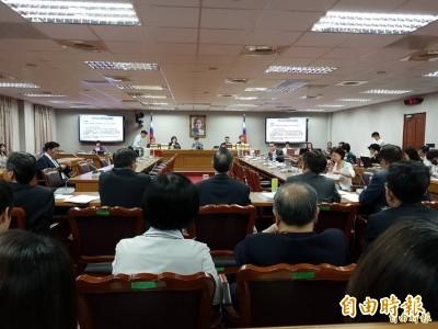 公開法官評核問題多 司法院、法務部態度保留