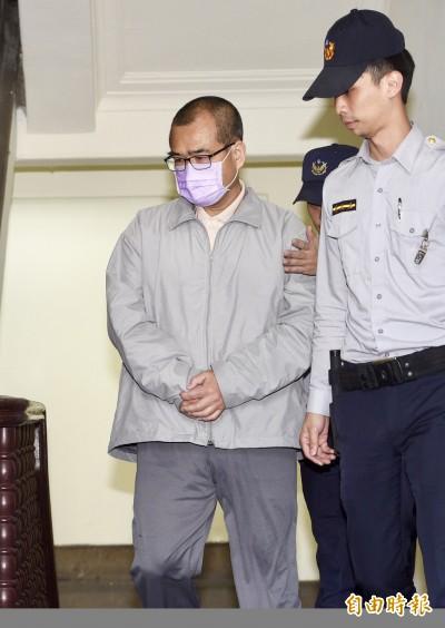 林益世又涉誣告 高院判林5月徒刑不得易科罰金