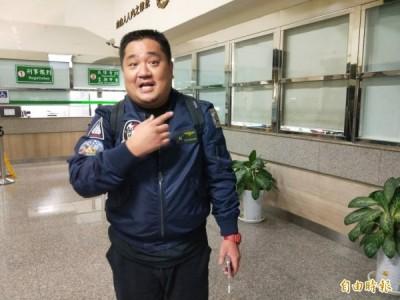 砍斷「深海閻王」腳筋 朱雪璋被反控誣告不起訴
