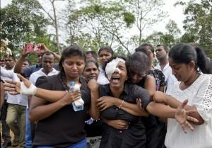 斯里蘭卡連環爆上修359人死 當局逮捕超過60人