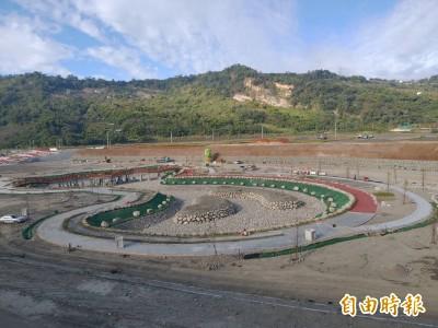 濕地公園挨轟毀石虎棲地 卓蘭鎮公所月底提改善方案