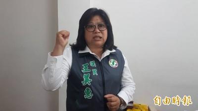 民進黨嘉市立委參選人出線 王美惠草根型「接地氣」民代