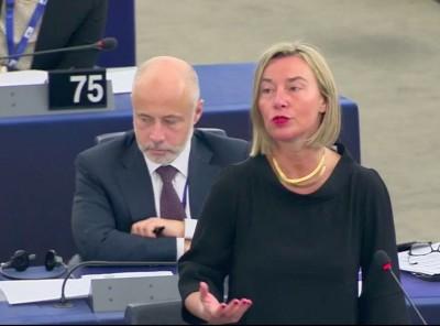 歐盟外長呼籲「歐洲人對中國人權議題應直言不諱」