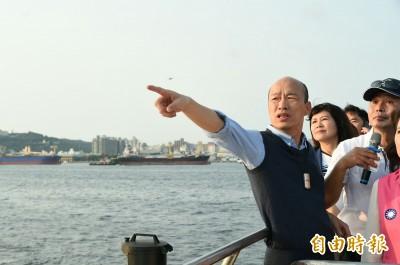 陳揮文說韓能做的都做完了 他幫翻譯:再給3年多也幹不出名堂