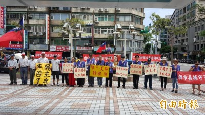 挺韓國瑜選總統 他們稱擔心「郭台銘太有錢」