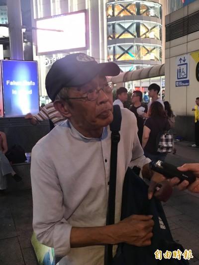 銅鑼灣書店前店長林榮基來台流亡 盼延續書店事業