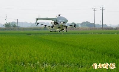 推動智慧農業 無人機AI也能輔助農業災損勘災
