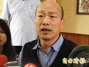 「韓國瑜已跌落神壇」自家人呼籲:儘速拿出具體市政成績