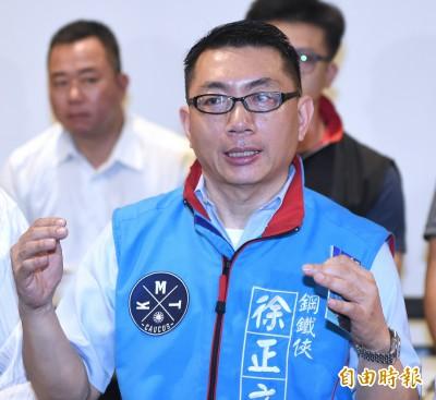力拱韓國瑜選總統藍營高層 王浩宇踢爆:身兼中國政委