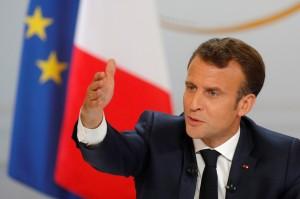 平息黃背心怒火 法國總統馬克宏承諾減稅1700億