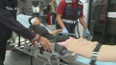 台東某國小附幼鐵門倒塌 壓傷2幼童