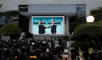 板門店宣言1週年 北韓缺席慶祝活動