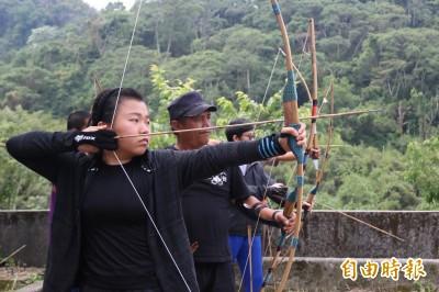 原住民部落組射箭隊…弘光科大推在地創生計畫