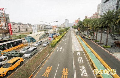 有綠也要有藍!台中2年內規劃第2條捷運 完成十字路網