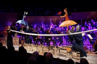 高市交聯手西班牙偶劇團 用偶來演偶的情愛人生