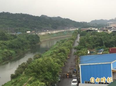 蔡總統宣布基隆河流域土地開發解禁 將帶動北北基產業發展