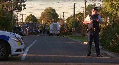紐西蘭基督城炸彈威脅 警逮1男 宣布與3月清真寺恐攻無關