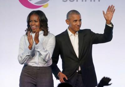 歐巴馬夫妻跨界當製片 和Netflix合作打造批判川普影集
