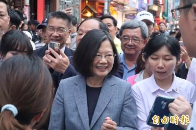 索國欲斷交 蔡總統:中國打壓力道愈來愈猛