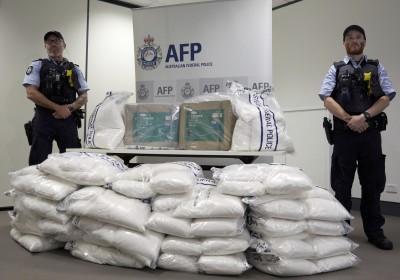 快遞送來20公斤包裹 老夫婦簽收看呆:裡面裝了2億元毒品...