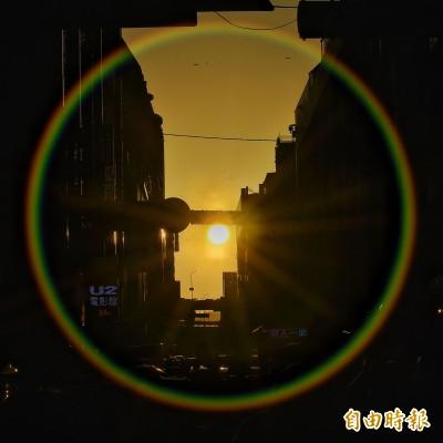 無懸念!台北西門町燦爛懸日 6日之前還有機會
