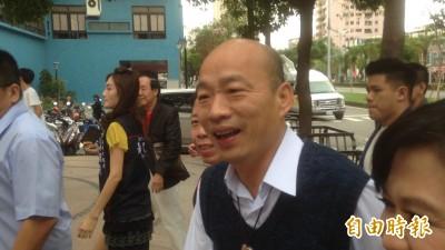 答不出自經區狂跳針 李茂生諷韓國瑜:「發大財」走遍天下
