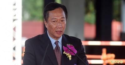 再嗆郭台銘!謝志偉:封鎖台灣的是您心中的神洲中國
