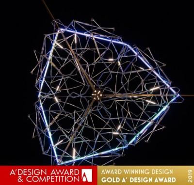 台灣燈會真的好驕傲!2件藝術燈品獲國際設計大獎