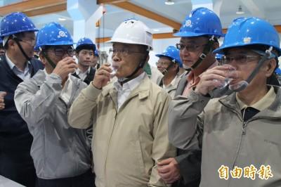 「推自經區是害台灣」 蘇貞昌重砲抨擊國民黨