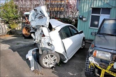 創紀錄!撞死女保險員 酒駕男判賠4100萬天價