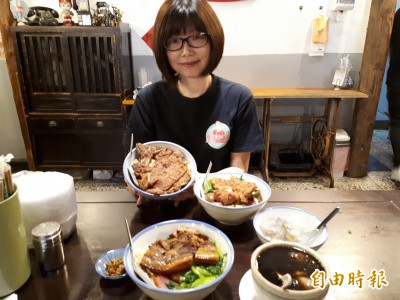 天天吃好料》新竹市厚道飲食店 大碗公的美味