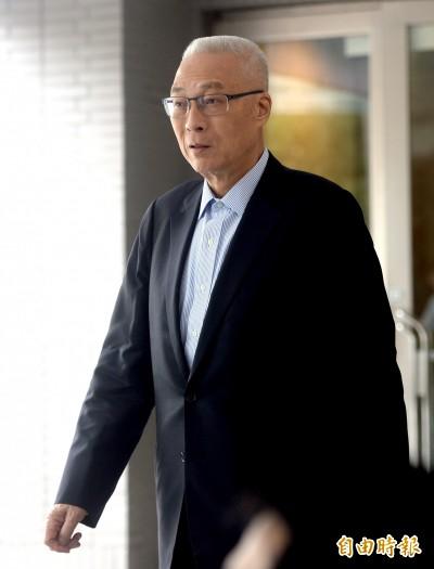 修法延長管制期限 吳敦義登陸「國共論壇」恐生變