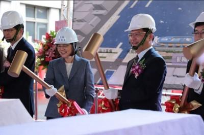 月來3訪基隆 林佳龍:「軍港西遷」迎新契機