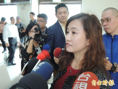 阿扁邀韓國瑜辯論 王淺秋:不會考慮這些莫名其妙的事