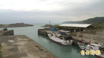 尚武漁港淤塞難解…漁民怨賺嘸錢 譏「最大堰塞湖」