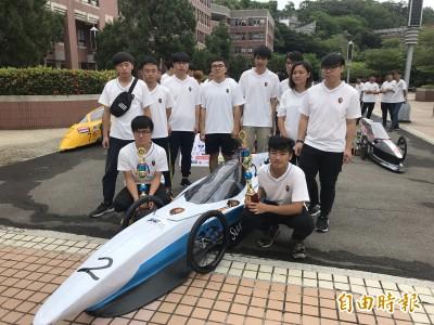 環保節能!嚇死人!這車從台北開到高雄只要30元