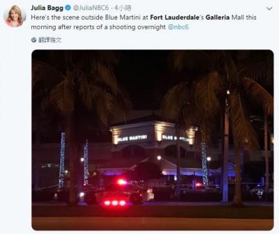 疑民眾起衝突 美國佛州酒吧傳槍響釀1死2傷