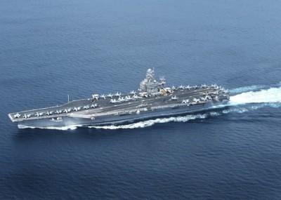 軍艦繞台海只是小事! 郭文貴爆美國對台將有「更大動作」