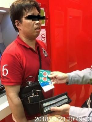 加入「孫安佐」詐欺集團!車手北漂盜領 被同鄉警逮捕
