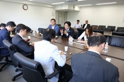賴清德訪日  赴東京大學與學者座談