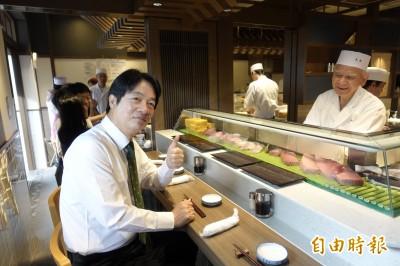 賴清德參觀日本豐洲市場  建議北市府遷建北農可參考