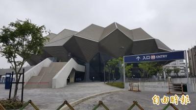 台北流行音樂中心估年燒3億 議員憂心成無底洞