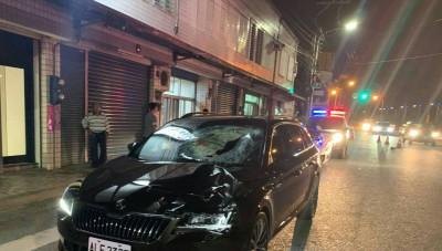 花蓮吉安發生死亡車禍 轎車搶黃燈撞死小五男童